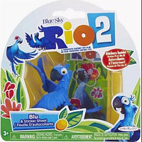 Rio 2 Jakks Pacific Jewel Рио 2 Фигурка Жемчужинка с наклейками, фото 1