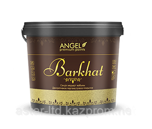 "Декоративная краска ""Angel Barkhat"" 2,5 кг"