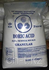 Сейчас у нас самая привлекательная цена на борную кислоту - 370 тг/кг ! Товар в наличии.