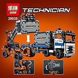 Конструктор Аналог Lego 42062, Lepin 20035 Контейнерный терминал, фото 5
