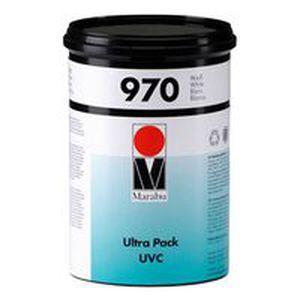 Краска трафаретная Ultra Pack UVC белая