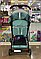 Прогулочная коляска Baby Grace  Menthol/Grey, фото 5