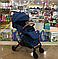 Прогулочная коляска Slillmax GK01 Blue Jeans, фото 9
