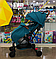 Прогулочная коляска Slillmax GK01 Blue Ocean, фото 4
