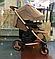 Детская коляска 3 в 1 Skillmax Biege, фото 7