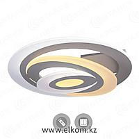 Светильник LED Spiral double 60W OV-500-white-220-ip44