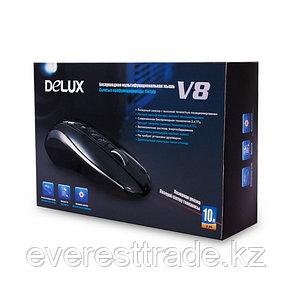 Мышь презентер Delux DLM-V8LGB, фото 2