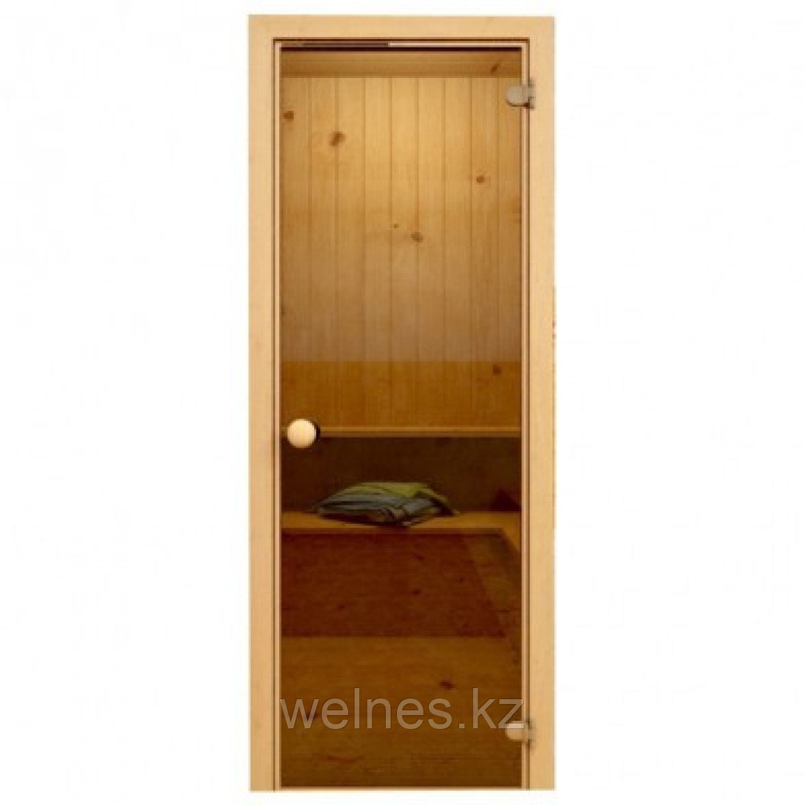 Дверь Hot Line #1232 (бронза, береза)