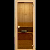 Дверь Hot Line #1221К  (бронза, липа 1с)
