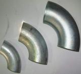 Отводы стальные оцинкованные шовные 90° DN76х4