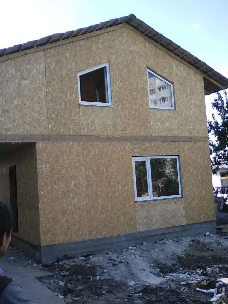 Строительство домов из СИП-панелей под ключ