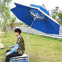 Зонт пляжный в чехле поворотный. С колышками. Алматы, фото 1