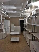 Мебель для бутика из металла