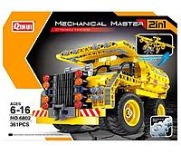 Конструктор QiHui Mechanical Master 6802 Самосвал и самолет аналог Лего Lego Technic 361 дет, фото 1