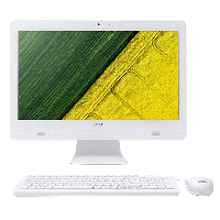 Acer DQ.BC4MC.004 Моноблок AIO Acer Aspire C20-820 19.5'HD/Intel Celeron J3060/4GB/500GB/DVD/Endless OS