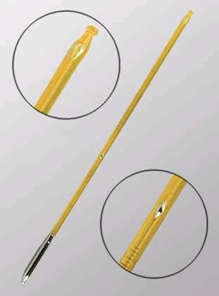 Термометр для нефтепродуктов ТИН-10№1(+18,6+21,4*С), ц.д.0,05