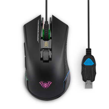 Мышь AULA Nomad gaming mouse