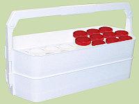 КПБ-01 — контейнер для переноса баночек для анализов