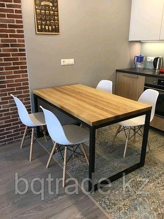 Столы из массива для ресторанов и кафе, фото 2