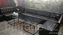 Стол стеклянный в ресторан, фото 3