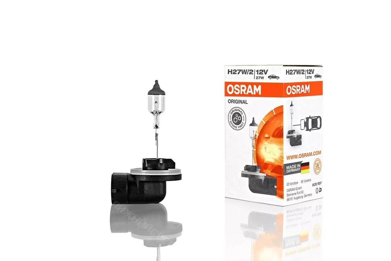 Лампа накаливания H27/2 27W 12V PGJ13 OSRAM ORIGINAL LINE