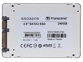 SSD диск 240 Gb Transcend, фото 2