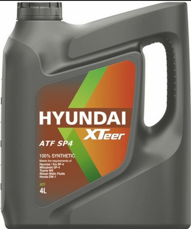 ATF SP4 Hyundai XTeer 4L