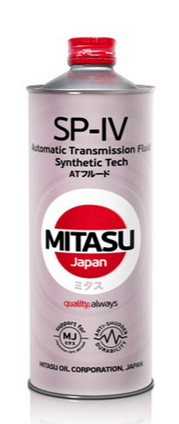 MITASU ATF SP-IV Synthetic Tech 1L