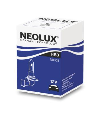 Neolux Лампа HB3 60W 12V P20d STANDART