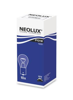 Neolux Лампа PY21W 21W 12V BAU15s STANDART