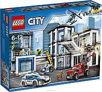 Lego City 60141 - Полицейский участок Лего Сити