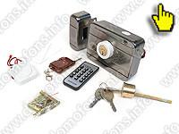 Электромеханический замок Anxing Lock Control комплектация