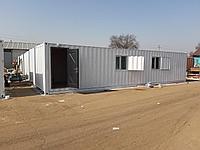 Утепленный контейнер под офис 40ф, фото 1