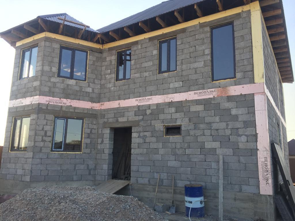 Строительство домов из газоблоков под ключ