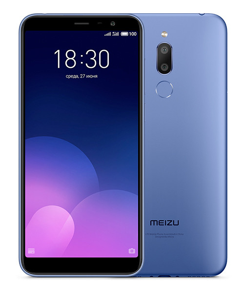 Смартфон Meizu M6T 2+16GB Blue