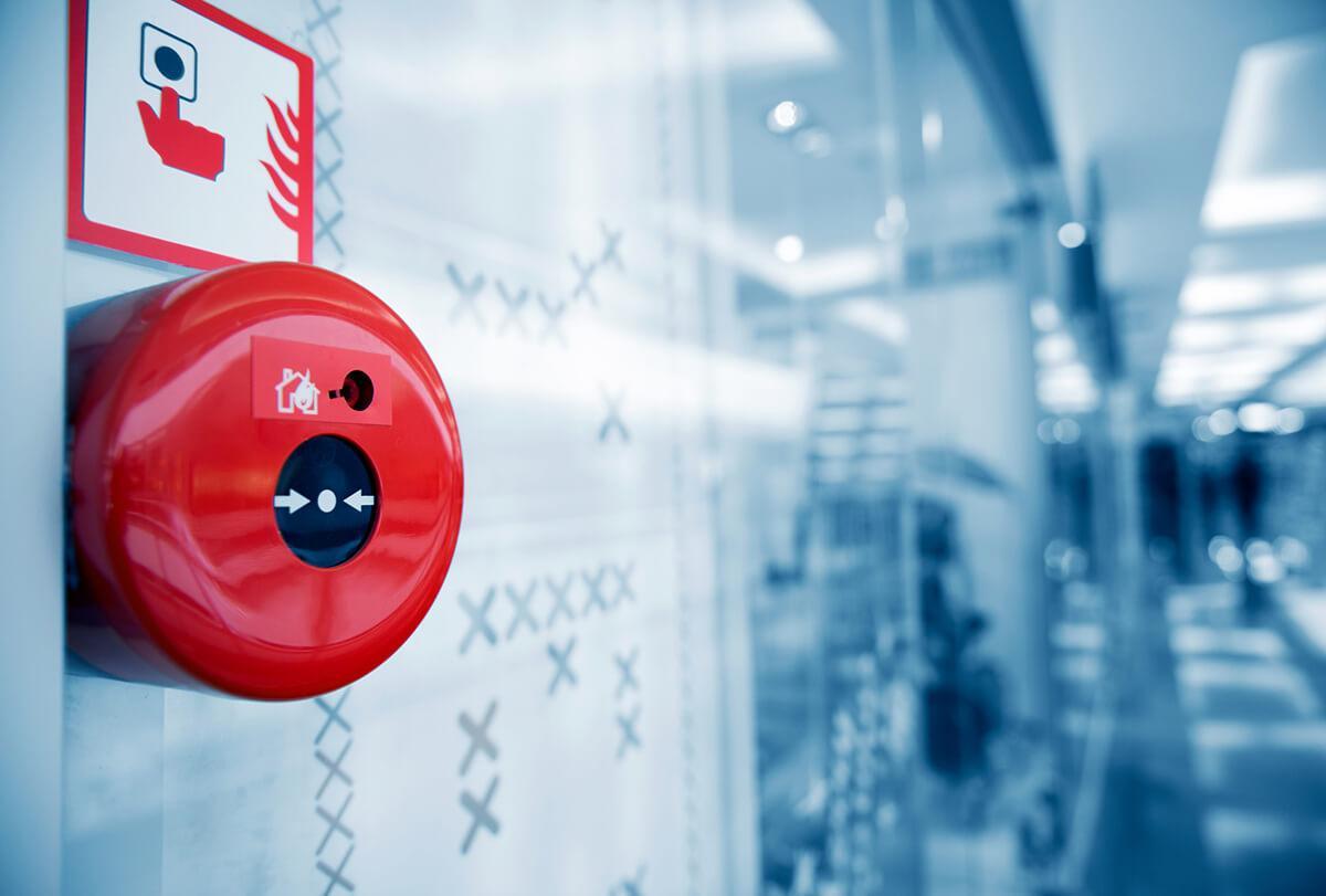 Интеграция пожарной сигнализации