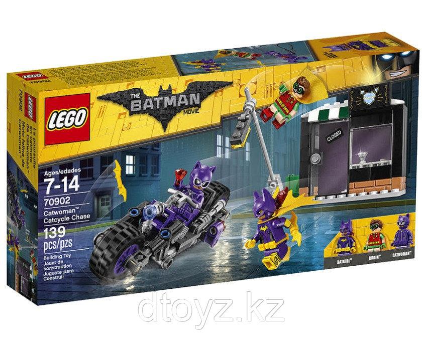 Lego The Batman Movie 70902 Погоня за Женщиной-кошкой Лего Фильм: Бэтмен