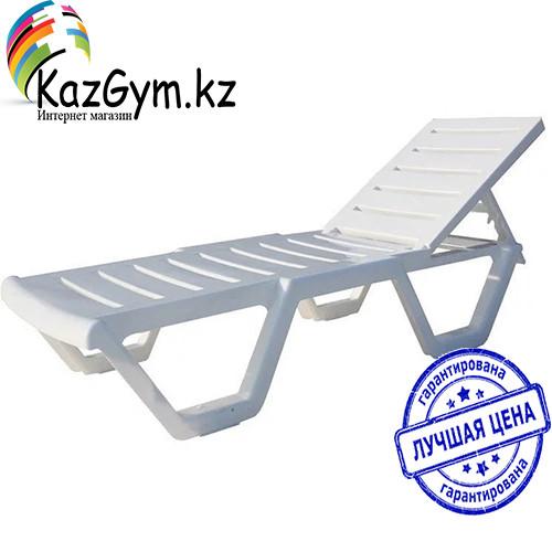 Лежак пляжный (нагрузка 250кг) - Беларусь