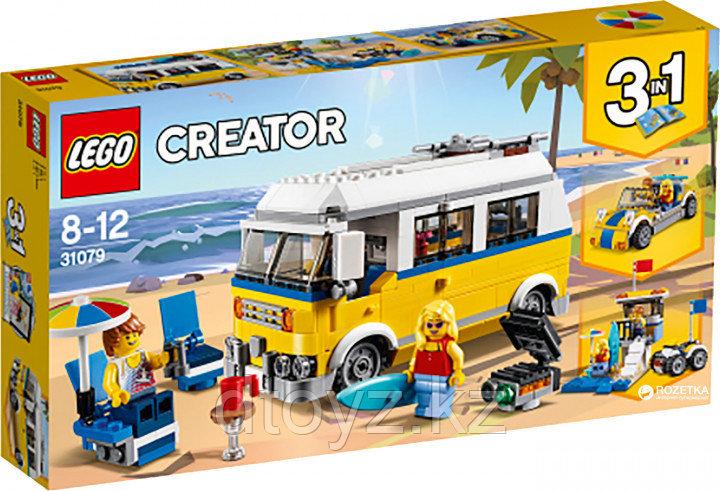 Lego Creator 31079 Фургон сёрфингистов Лего Креатор