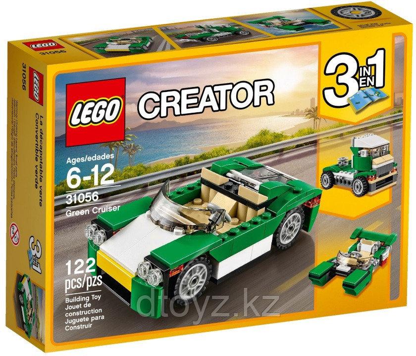 Lego Creator 31056 Зелёный кабриолет Лего Креатор