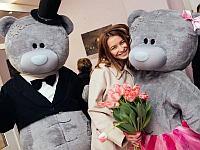 Мишка Тедди курьер в Павлодаре, фото 1