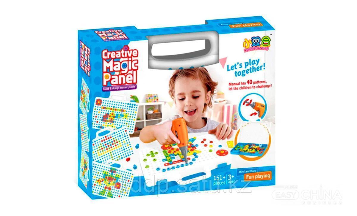 Детский конструктор Creative Magic Panel