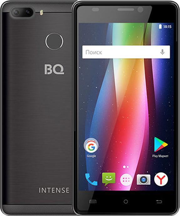 Смартфон BQ BQ 5005L Intense Gold Bru