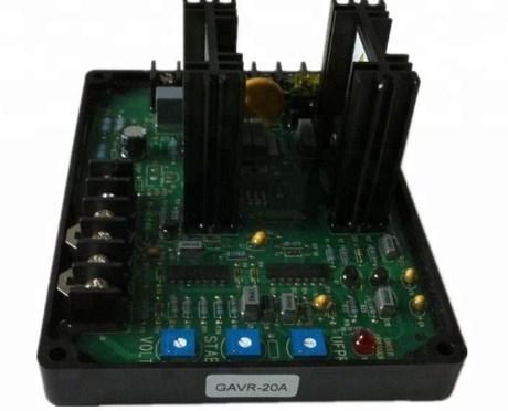 AVR 20A Gavr 20A автоматический регулятор напряжения 20A, фото 2