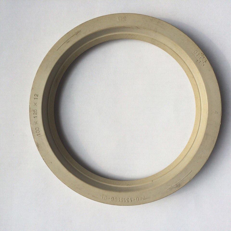 Сальник коленвала (задний) YC6108, 100*125*12, YC209-B100125PL