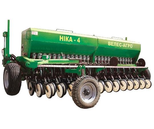 Сеялка зерновая минимальной технологии посева СЗМ-4 «Ника» навесная, фото 2