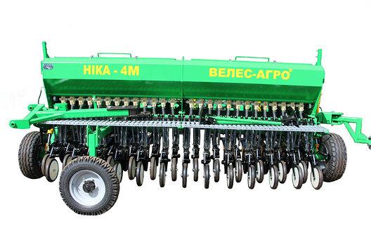 Сеялка зерновая СЗМ-4 «Ника»с узкорядным сошником , фото 2