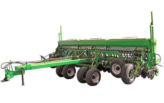 Сеялка зерновая минимальной технологии посева СЗМ-6 «Ника», фото 2