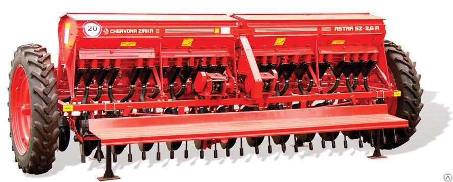 Сеялка зерновая  СЗ-3,6, фото 2