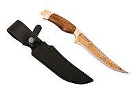 """Нож """"Лангхааp"""" (сталь нержавеющая """"ЭИ-107"""") - Купить в Казахстане"""
